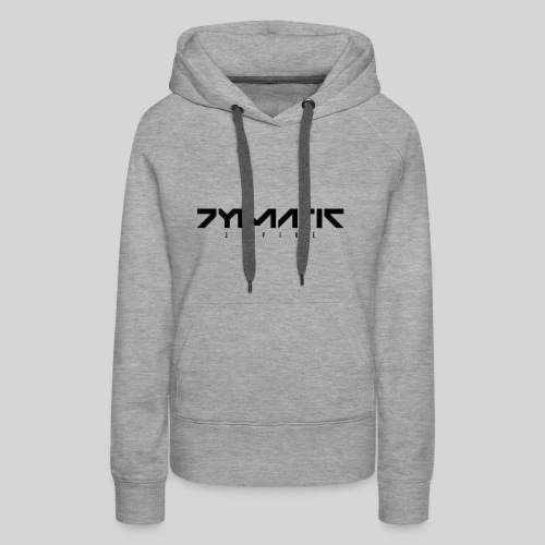 Cymatic Empire - Women's Premium Hoodie