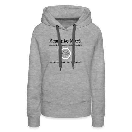 Remember Death - Women's Premium Hoodie