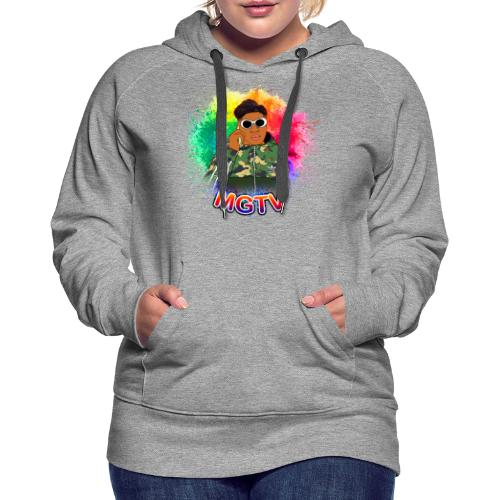 NEW MGTV Clout Shirts - Women's Premium Hoodie