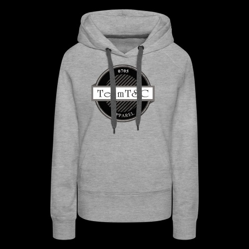 TeamTSC Badge - Women's Premium Hoodie