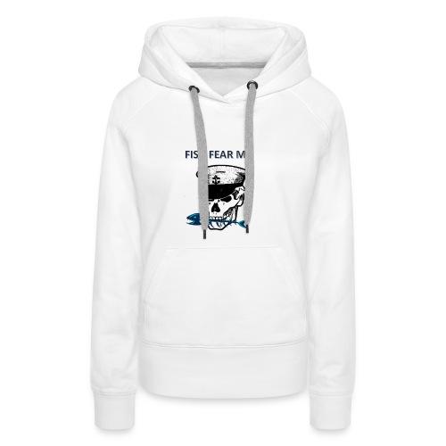 fishfearme1 - Women's Premium Hoodie