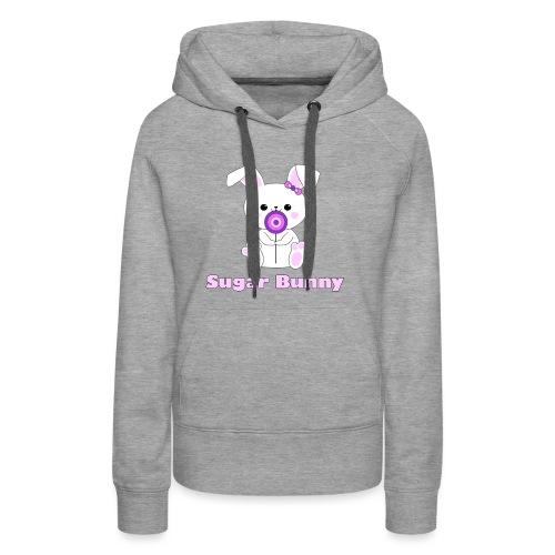 Sugar Bunny - Women's Premium Hoodie