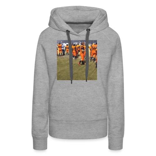 Football team - Women's Premium Hoodie