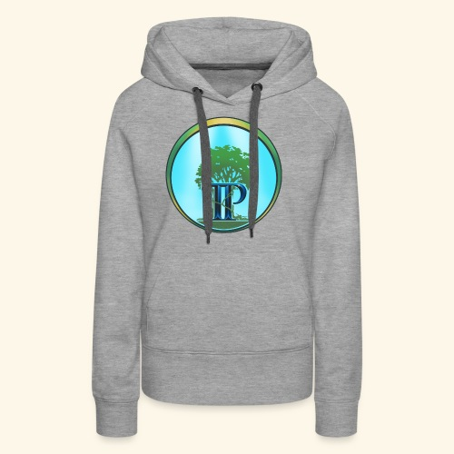 The Twin Powers Ring Logo - Women's Premium Hoodie