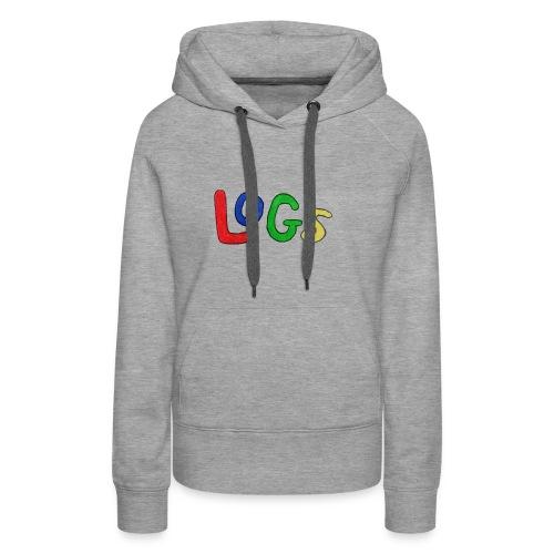 LOGS Design - Women's Premium Hoodie