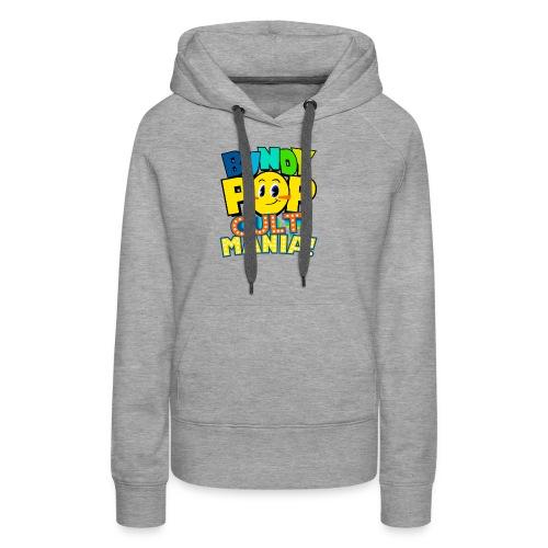 Bundy Pop Main Design - Women's Premium Hoodie