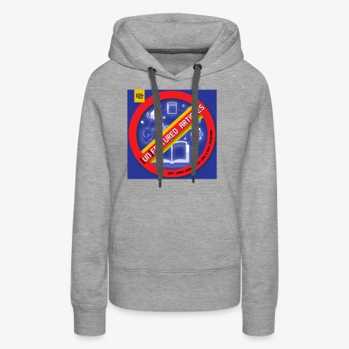 unFeatured Articles Cover - Women's Premium Hoodie
