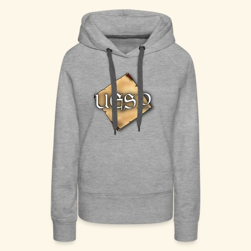 Uesp Social Media Logo - Women's Premium Hoodie