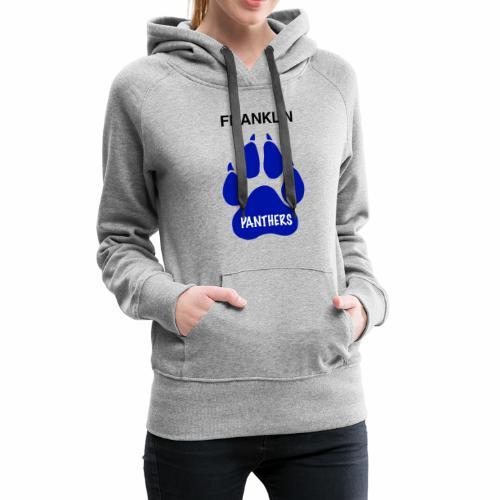 Franklin Panthers - Women's Premium Hoodie