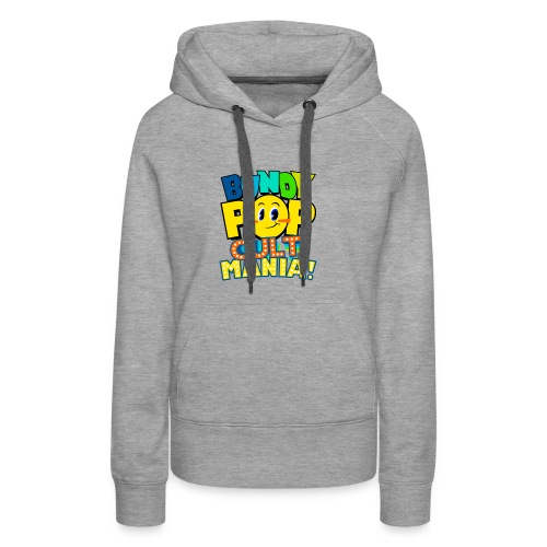 Bundy Pop Main Design - Women's Premium Hoodie