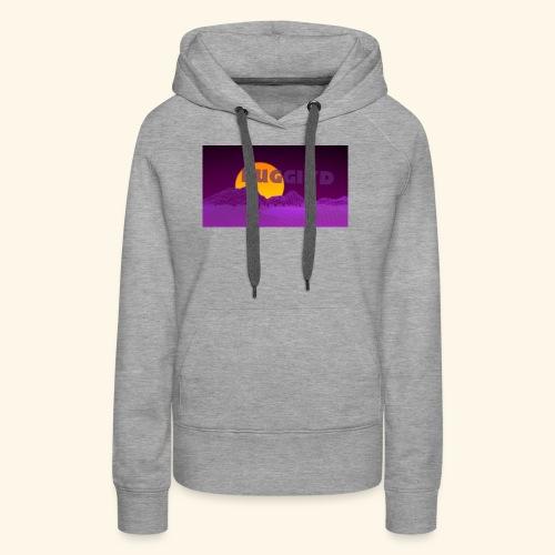 purple boy shirt - Women's Premium Hoodie