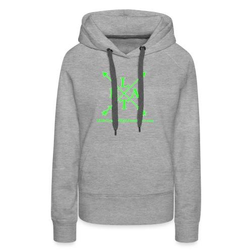 Green LTBA Logo - Women's Premium Hoodie