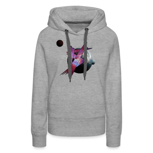 LOGO 2 0 for apparal - Women's Premium Hoodie