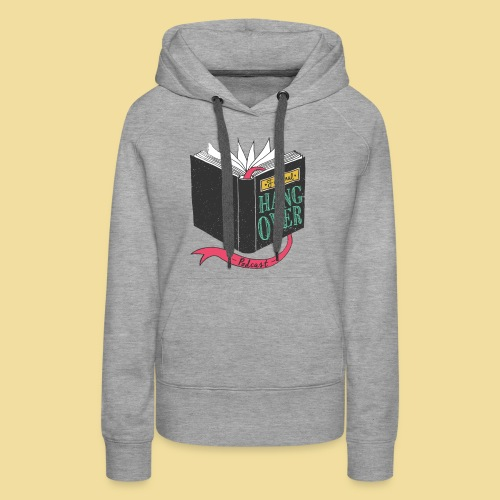 Fictional Hangover Book - Women's Premium Hoodie
