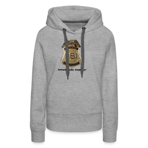 FBI Acronym - Women's Premium Hoodie
