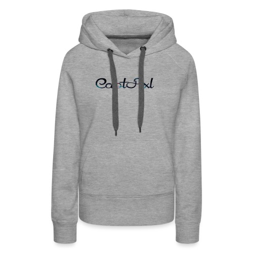 My YouTube Watermark - Women's Premium Hoodie