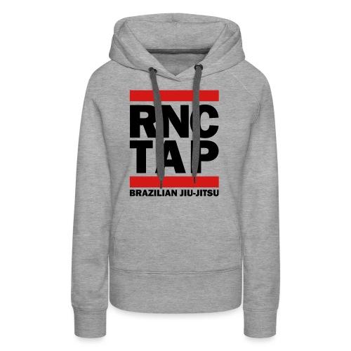 RNC TAP Jiu-Jitsu - Women's Premium Hoodie