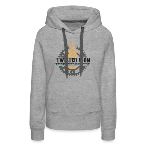 Twisted Iron Farming Co - Women's Premium Hoodie