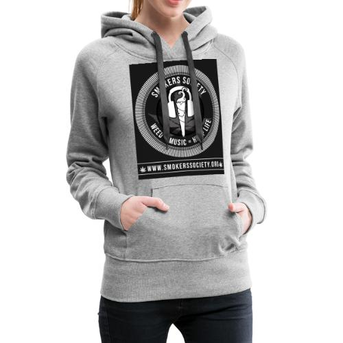 Smokers Society - Women's Premium Hoodie