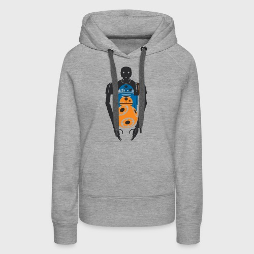 Star Wars Rogue One The Droids You're Looking For - Women's Premium Hoodie