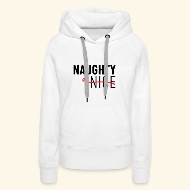 Naughty Or Nice Adult Humor Design