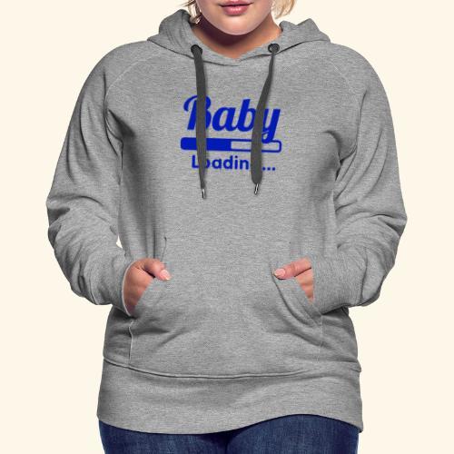 BABY LOADING - Women's Premium Hoodie