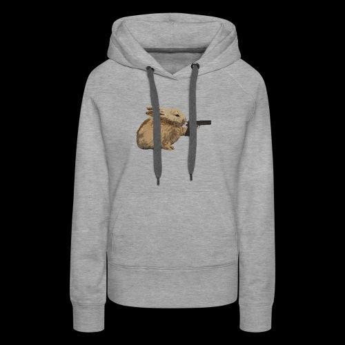 Nikers Bunny Killer2 - Women's Premium Hoodie