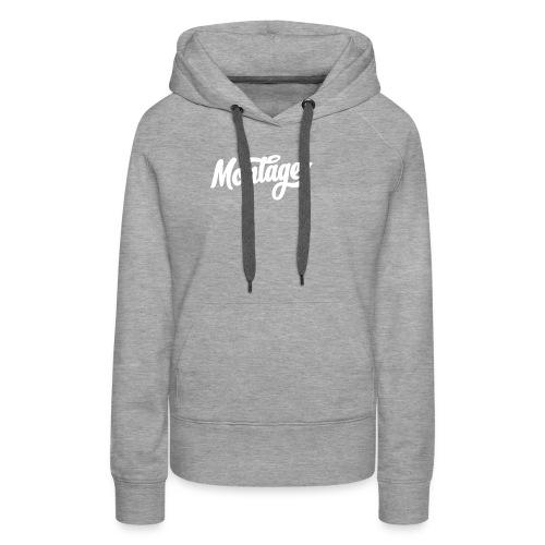 Montage - Women's Premium Hoodie
