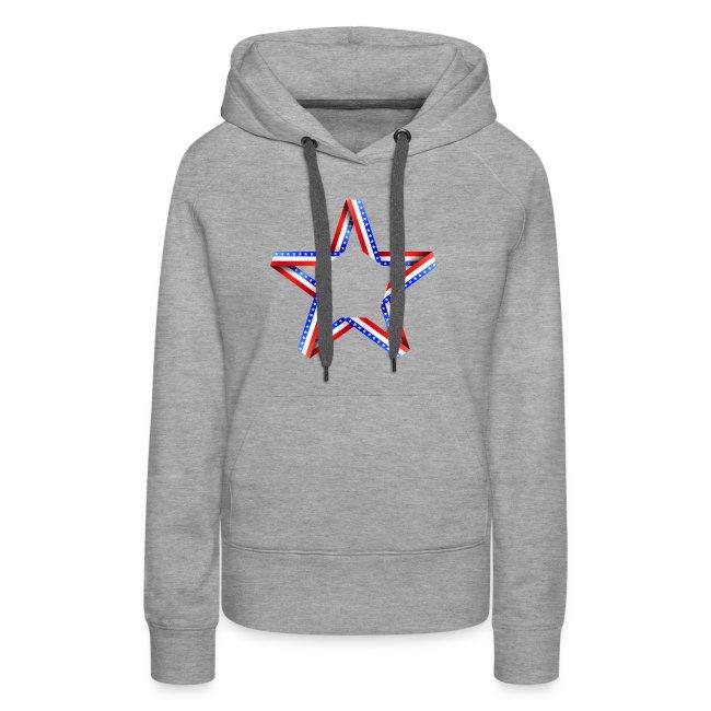 American Star print