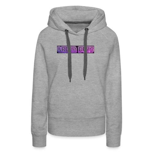 Trezz boys men's sweater - Women's Premium Hoodie