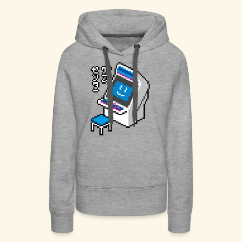 Pixelcandy_BC - Women's Premium Hoodie