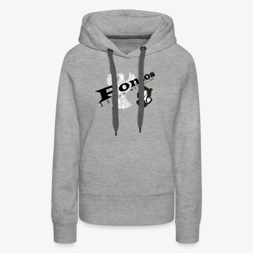 Pontos lives within me. - Women's Premium Hoodie