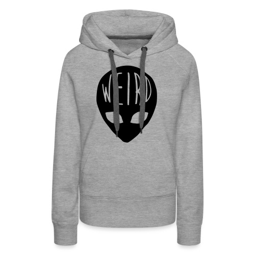 Out Of This World - Women's Premium Hoodie
