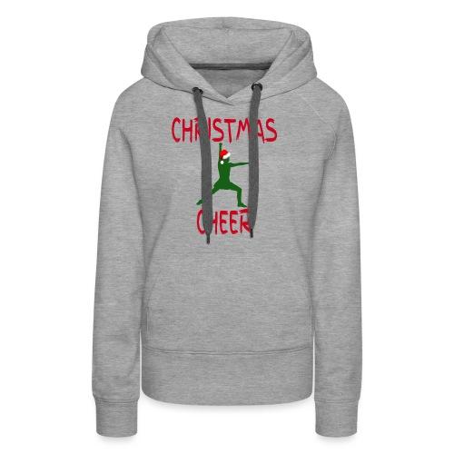 Christmas Cheer - Women's Premium Hoodie
