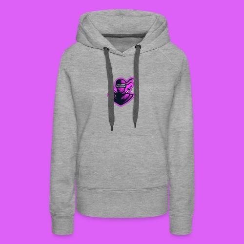 Pink Ribbon - Women's Premium Hoodie