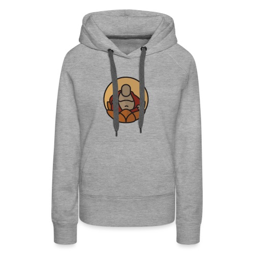 AMERICAN BUDDHA CO. COLOR - Women's Premium Hoodie