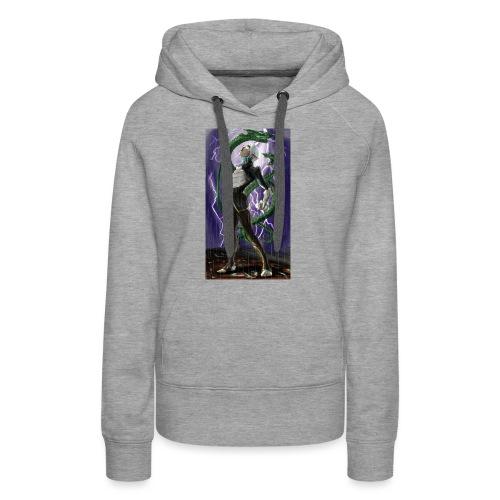 Fenirs Rage - Women's Premium Hoodie
