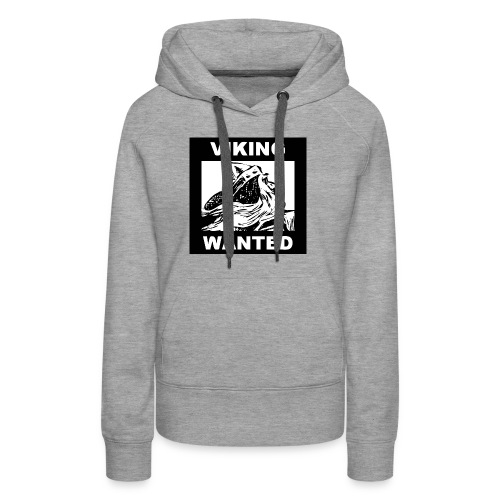 VIKING WANTED - Women's Premium Hoodie