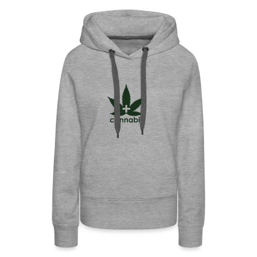 Medical Cannabis Supporter - Women's Premium Hoodie