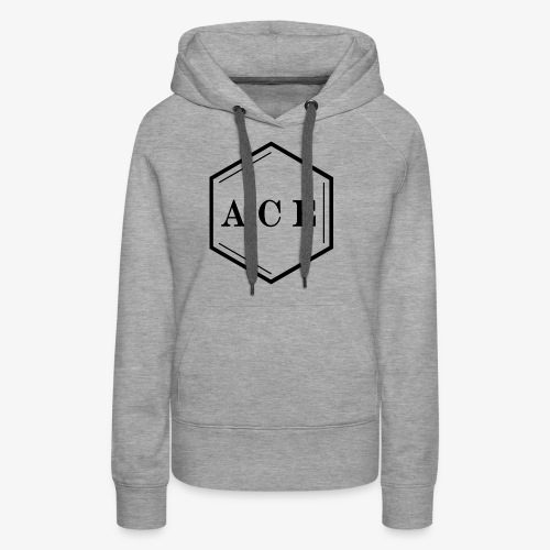 ACE Logo - Women's Premium Hoodie