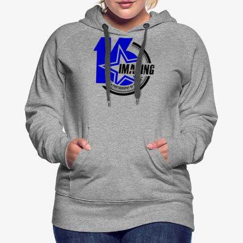 16 Badge Color - Women's Premium Hoodie