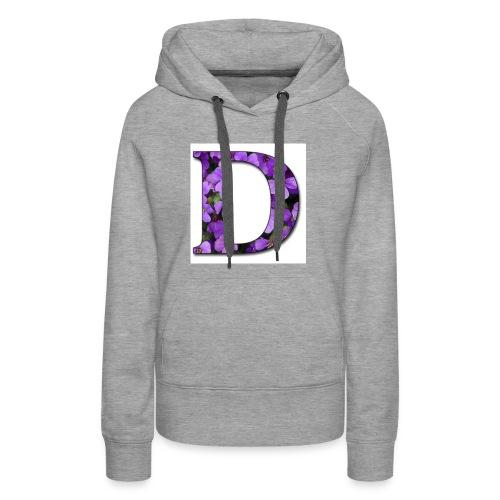 D Nation Sweater - Women's Premium Hoodie