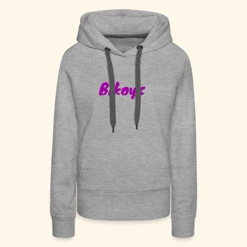 Bikoyc - Women's Premium Hoodie