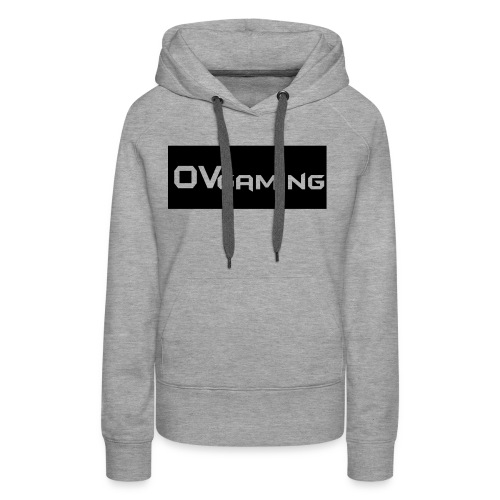 OVoscar png - Women's Premium Hoodie