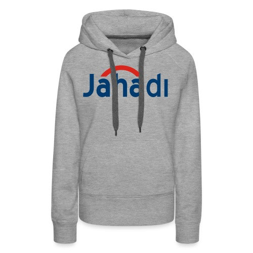 JustHadi - Women's Premium Hoodie