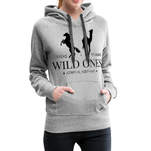 Wild Ones Logo - Women's Premium Hoodie