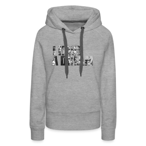 I have a dream - Martin Luther King Jr. - Women's Premium Hoodie