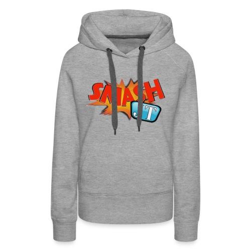 Smash JT Classic Logo - Women's Premium Hoodie