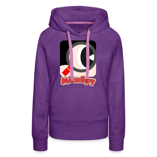 MiceSpy with your eye! - Women's Premium Hoodie