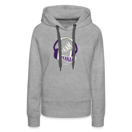 Team Hannah - Women's Premium Hoodie